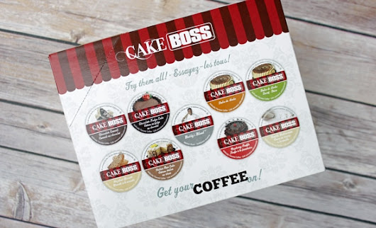 Cake Boss Coffee Review and Giveaway - Pretty My Party