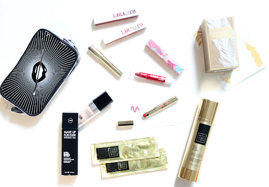 Gift Guide {Stocking Stuffers for Beauty Lovers} - Glitter, Inc.