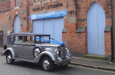 Birmingham   Love Wedding Cars   Vintage Wedding Car Hire