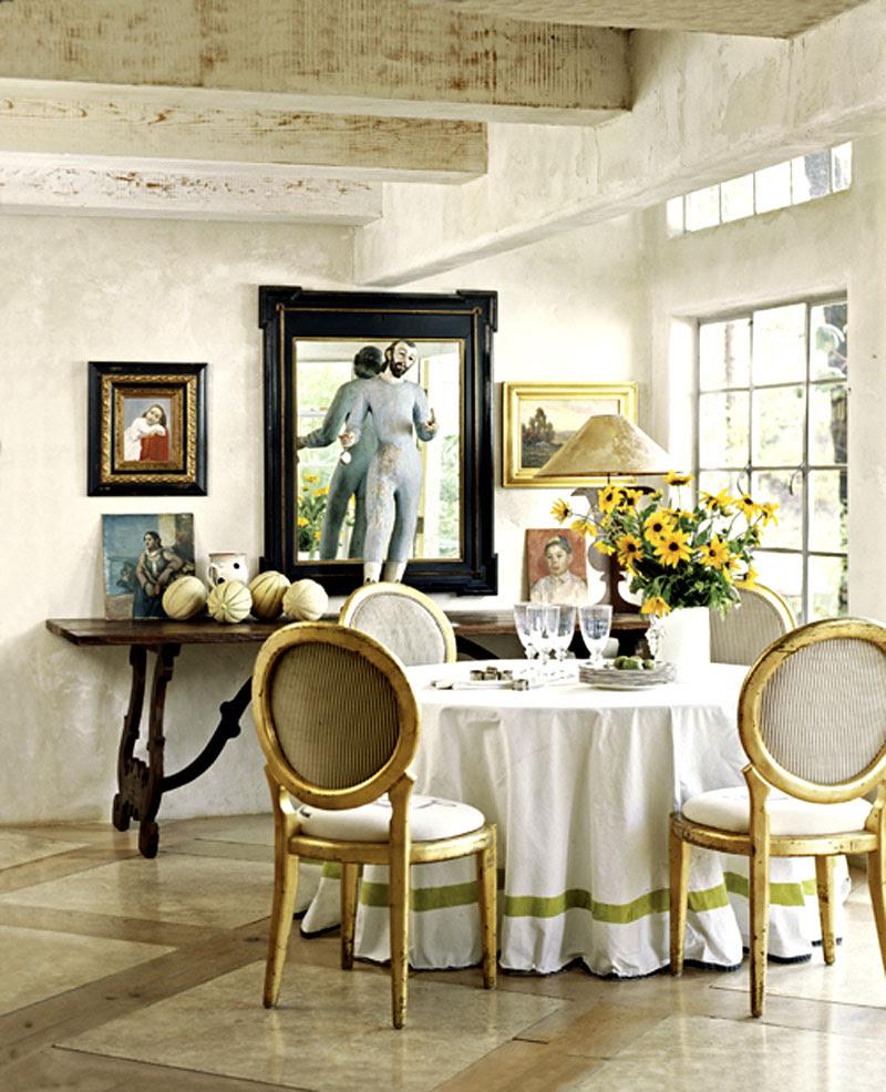 Louis-XVI Dining Chairs
