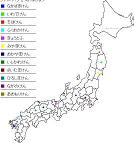 日本地図のぬり絵について ドリル出来杉君ブログ