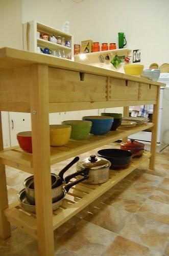 New Ikea purchase + My Kitchen