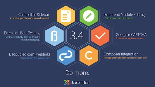 Joomla! 3.4 is Here