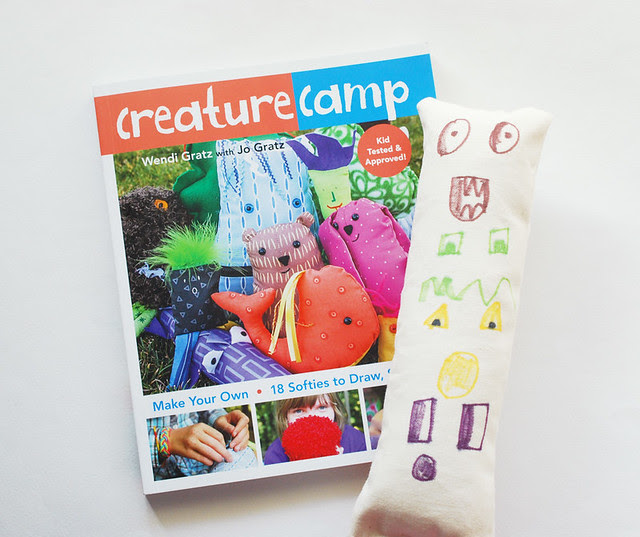 Book Review // Creature Camp