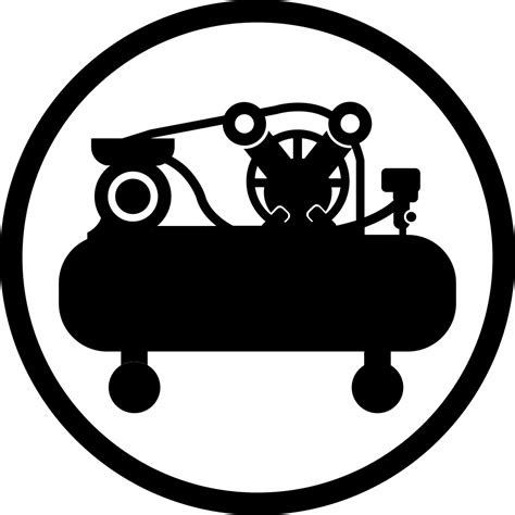 air compressor svg png icon