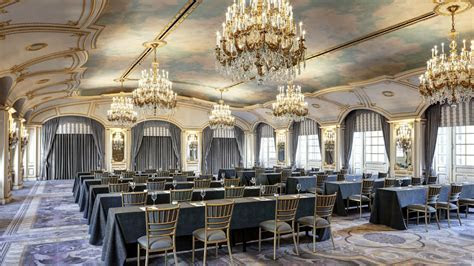 Event Venues NYC   Business Hotel   The St. Regis New York