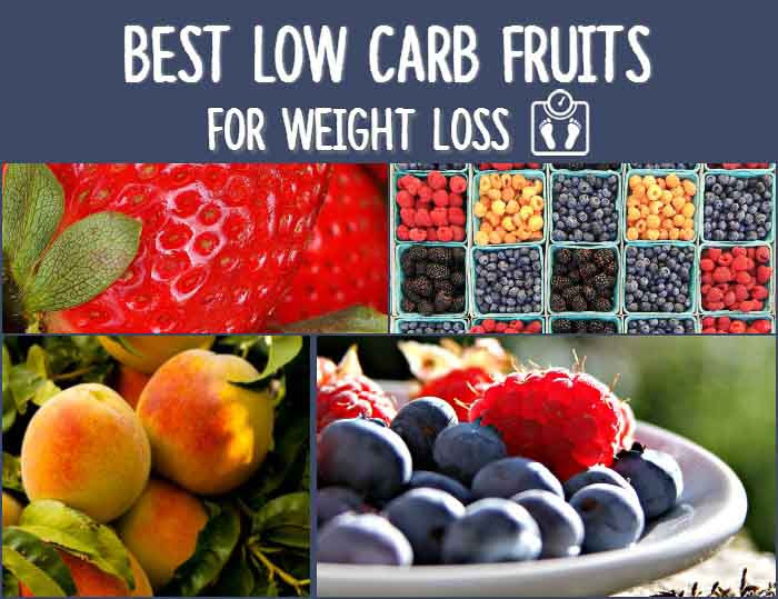 Best Low Carb Fruits For Weight Loss | Beauty and the Foodie