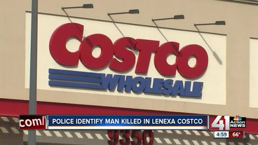 Early police report says man shot by off-duty officer in Costco entered store yelling, pointing gun