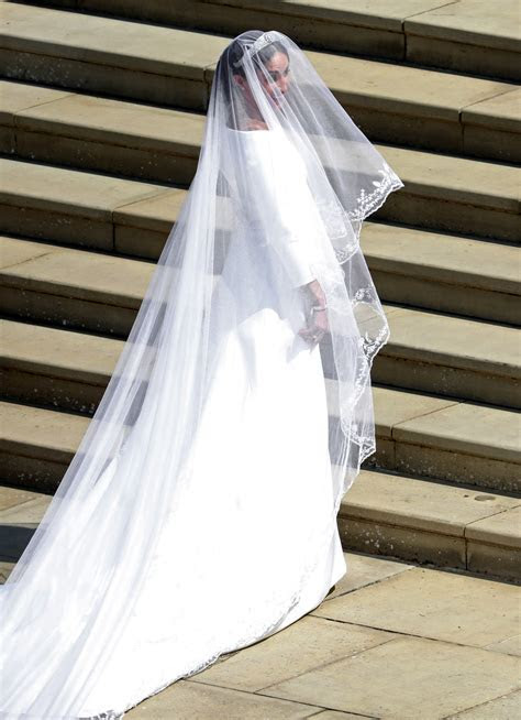 See Meghan Markle's Royal Wedding Dress from Every Angle