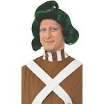 Rubie's Costume Co Mens Oompa Loompa Wig, Green