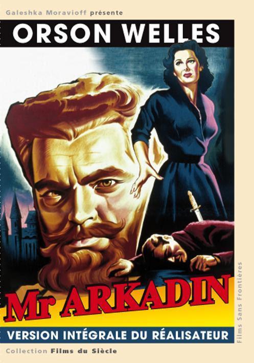 Resultado de imagem para mr. arkadin poster