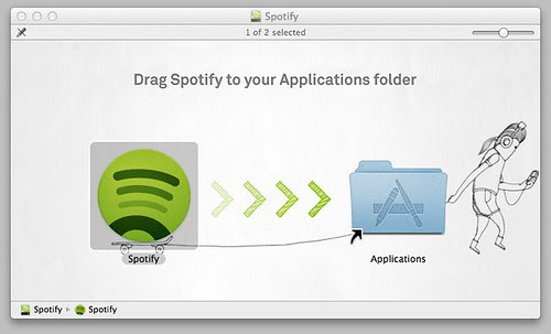 Get Spotify Apps Right Now by stevegarfield