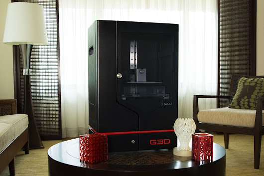 G3D T-1000 Self-Leveling 3D Printer Review » The Gadget Flow