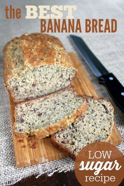 Best Low Sugar Banana Bread | Recipes