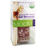 Moom Organic Hair Remover with Lavender for Extra Sensitive Skin Kit