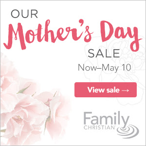 Family Christian Mother's Day Sale