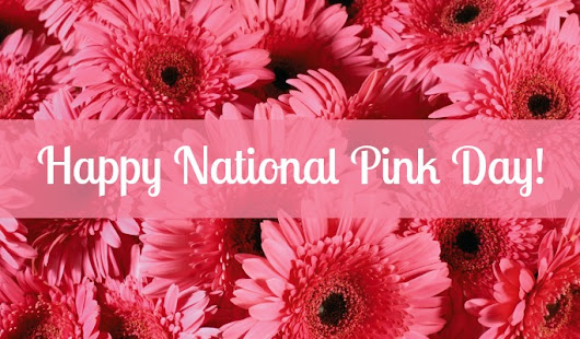 Happy (late) National Pink Day! Let's talk about being bold.