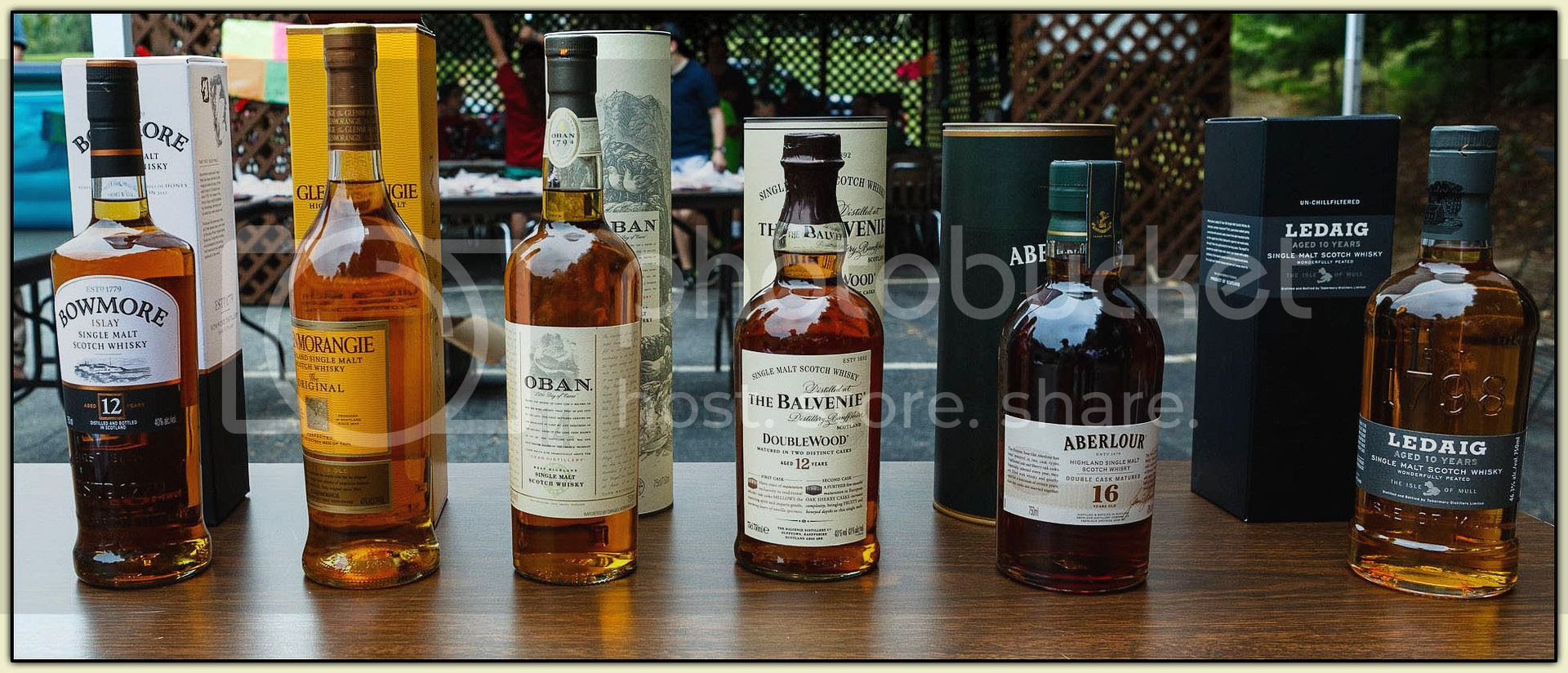 Scotch Selections of 2013