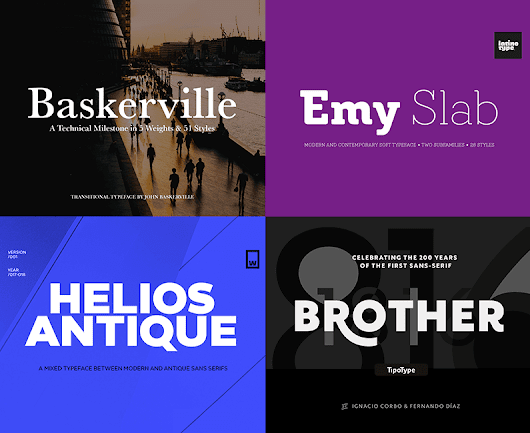 The Complete Iconic Font Library - Design Cuts