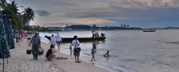 pattaya-beach-sunset