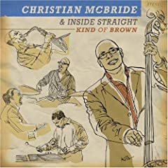 Christian McBride: Kind Of Brown cover