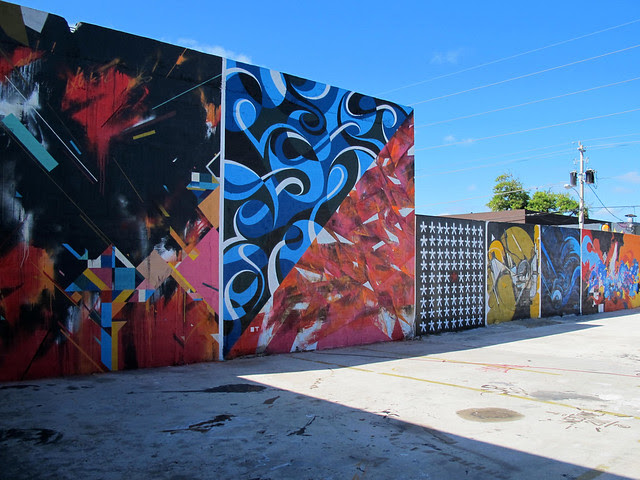 Art Basel Miami : MWM & Poesia.