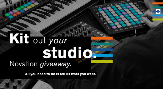 Novation Seasonal Giveaway 2015
