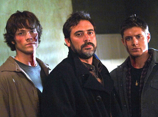 Es Oficial: Jeffrey Dean Morgan regresa a 'Supernatural'