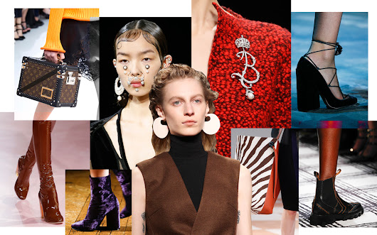 Accessories Trend Report for Fall 2015: Bags, Shoes, Jewelry, and More - Vogue