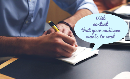 Website Content Writing | Audience Engaging Content