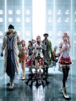 FFXIII Characters