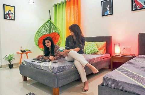 'Co-living', new trend fast catching up in metros - Times of India