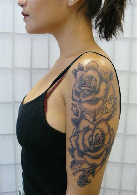 roses tattoo tumblr