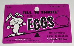 Fill 'n Thrill Eggs