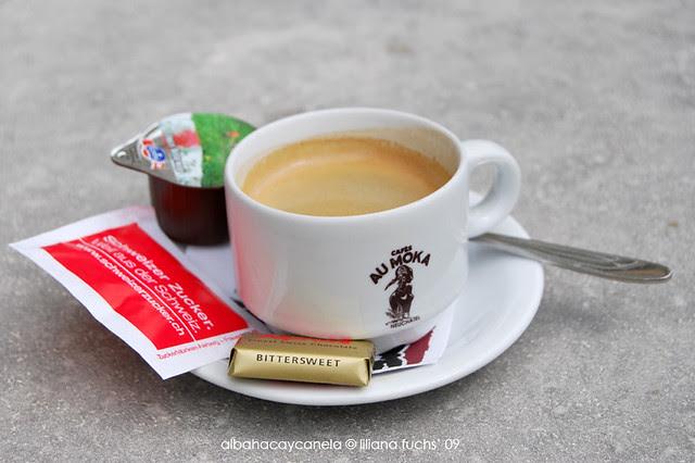 Coffee at Neuchâtel
