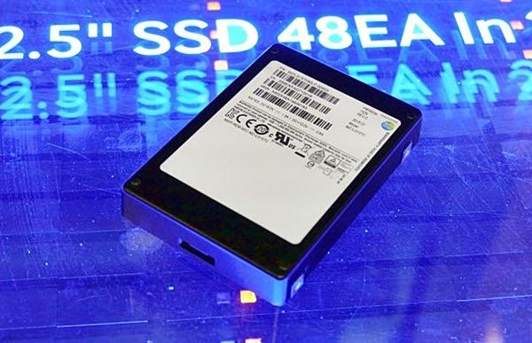 Samsung PM1633a SSD (Image source: Samsung via TechFrag)