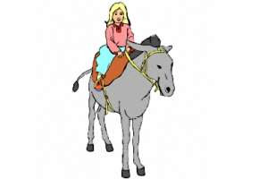 Ausmalbilder Pferde Gratis