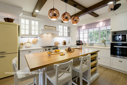 Country style kitchen from Country Concept 2018