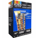 Kind Nuts & Spices, Variety Pack, 1.4 oz, 20-Count