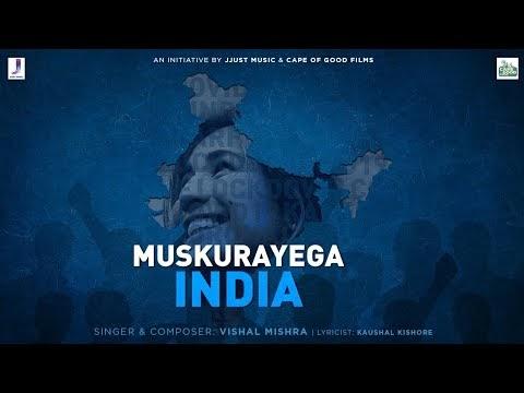 Muskurayega India lyrics hindi& English by VishalMishra Akshay