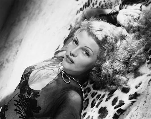 Rita Hayworth, a ruiva mais bela do cinema