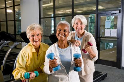 Older Adults Can Live a Healthy Lifestyle