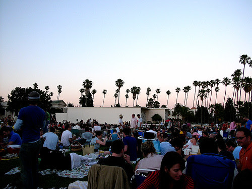 hollywood forever summer movies