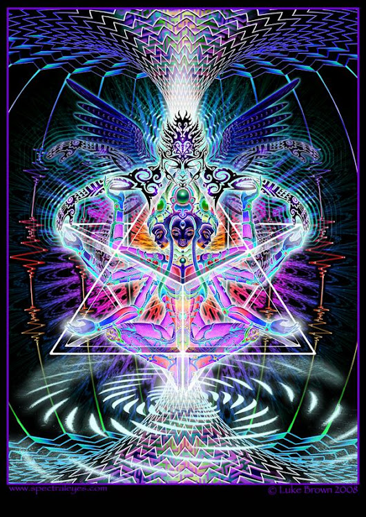 Chi and DMT – Two Accessible Mysteries That Evade Scientific Validation