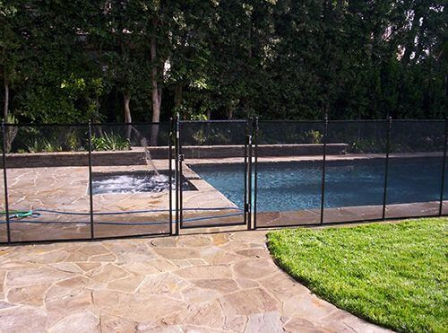 How Much Does A Removable Mesh Pool Fence Cost? - All-Safe Pool Fence & Covers
