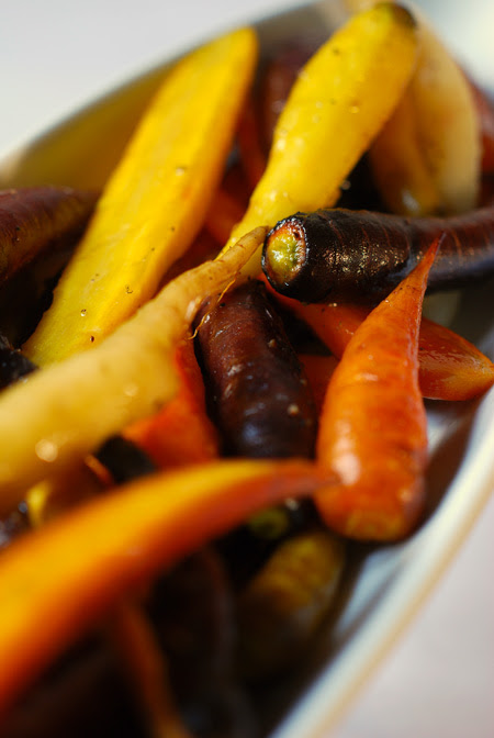 roasted carrots©