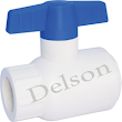 Welcome To Delson India - UPVC Ball Valve, UPVC Ball Valve Manufacturers, CPVC Ball Valve, RPVC Ball Valve, Solid Ball Valve, Foot Valve, Single Piece Top Entry Ball Valve, Air Release Valve, Ventury Injectors, Non Return Valve, PVC Flush Valve, Hose Collar, Connector, UPVC Ball Valve Manufacturers In Ahmedabad, 3 Piece Flanged Ball Valve, Bore Cap, Flange, Manufacturer, Exporter, Supplier, Ahmedabad, Gujarat, India