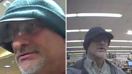 Spokane may have only been bank robber's latest stop