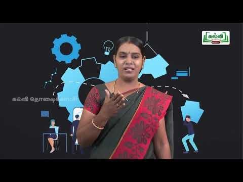 12th Office Management  Organising Function Q&A  Part 2  Kalvi TV
