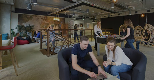 The future of working is coworking